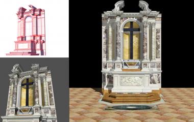 Progettazione per il restauro - Venezia