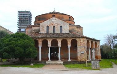 Torcello - Chiesa di Santa Fosca